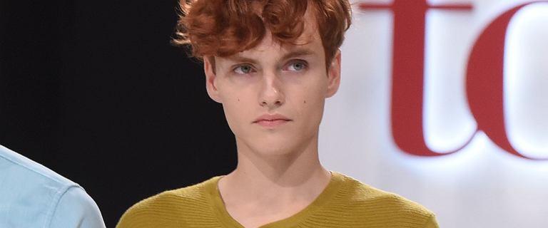 Pamiętacie Mateusza z ''Top Model''? Teraz możecie go nie poznać