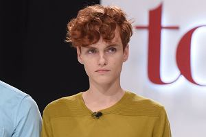 Mateusz Zapotocki w 'Top Model'