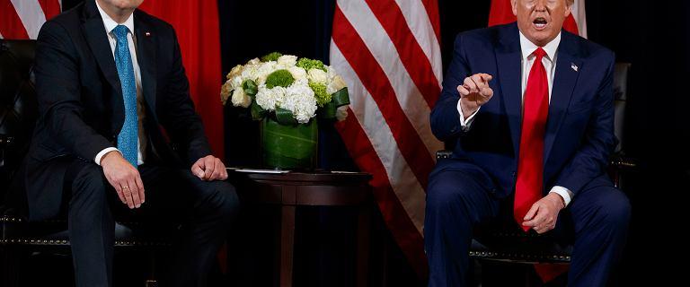 Trump nie odwiedzi Polski w tym roku. Prezydent Duda spotka się z nim w Londynie