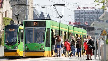 Komunikacja miejska w Poznaniu