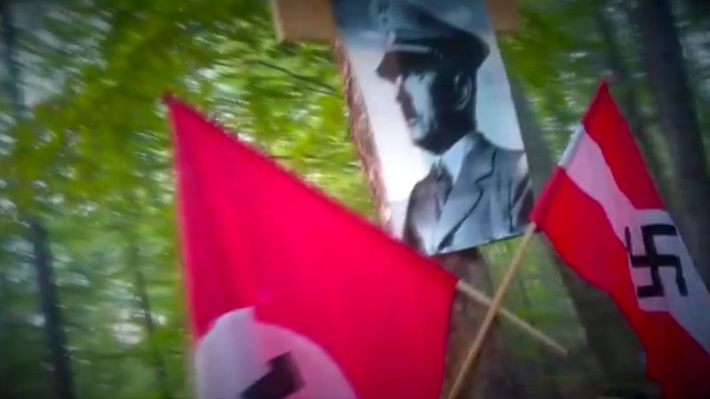 Kadr z materiału 'Superwizjera' TVN