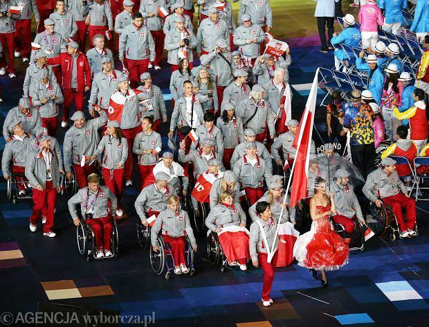 Polscy sportowcy na Paraolimpiadzie
