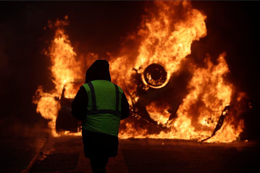 Protesty we Francji 1 grudnia