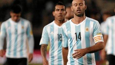 Argentyna - Brazylia