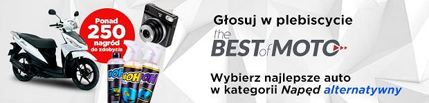 The Best of Moto.pl - Napęd Alternatywny