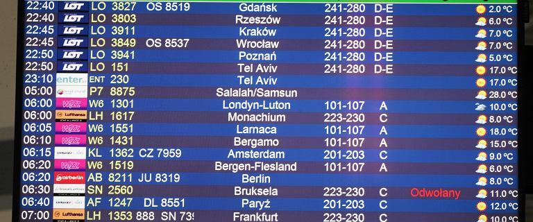 Numer lotu na bilecie to nie są przypadkowe cyfry. Dowiesz się z nich między innymi, jak ważny jest twój rejs
