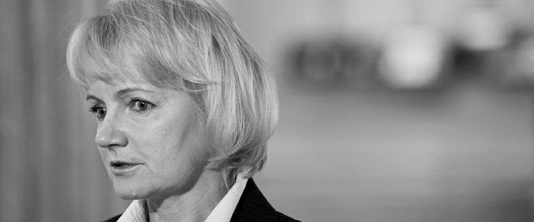 Posłanka PiS Jolanta Szczypińska nie żyje. Miała 61 lat