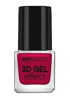 My Secret 3D Effect Nail Polish