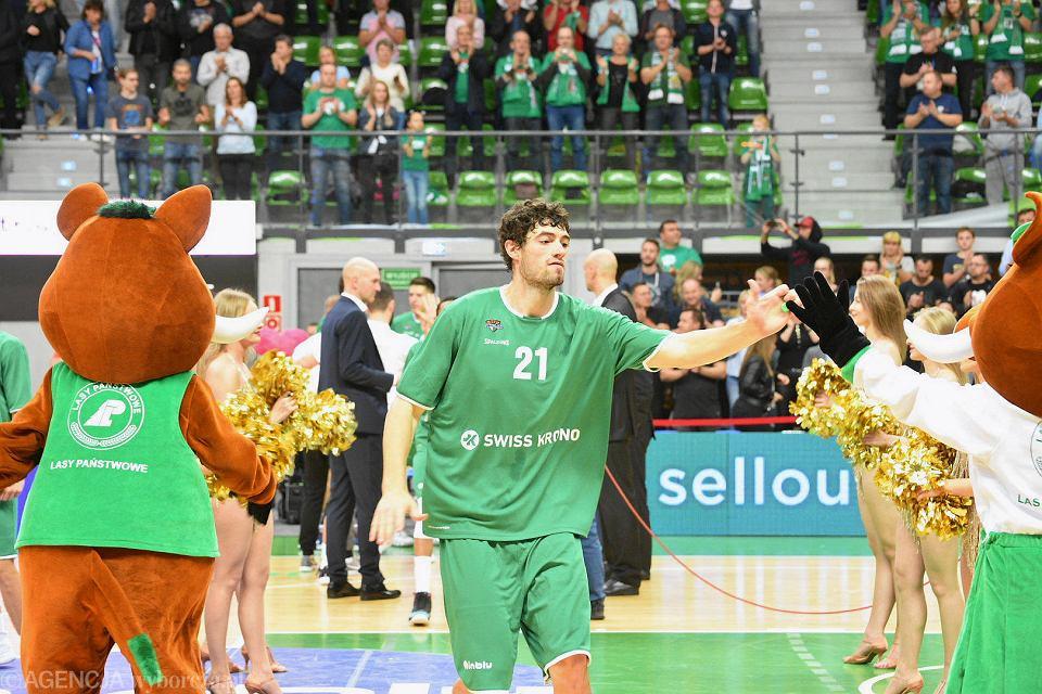 Zdjęcie numer 95 w galerii - Bez niespodzianek, CSKA dała Stelmetowi lekcję koszykówki [ZDJĘCIA]