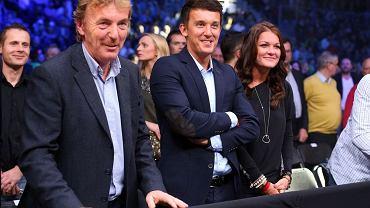 Zbigniew Boniek, Dawid Celt i Agnieszka Radwańska