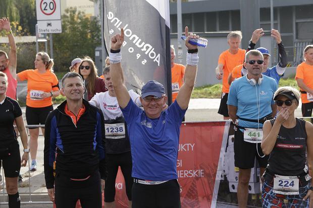 Zdjęcie numer 28 w galerii - Ponad 1200 biegaczy na starcie 37. Toruń Maraton, wygrał Łukasz Oskierko [ZDJĘCIA]