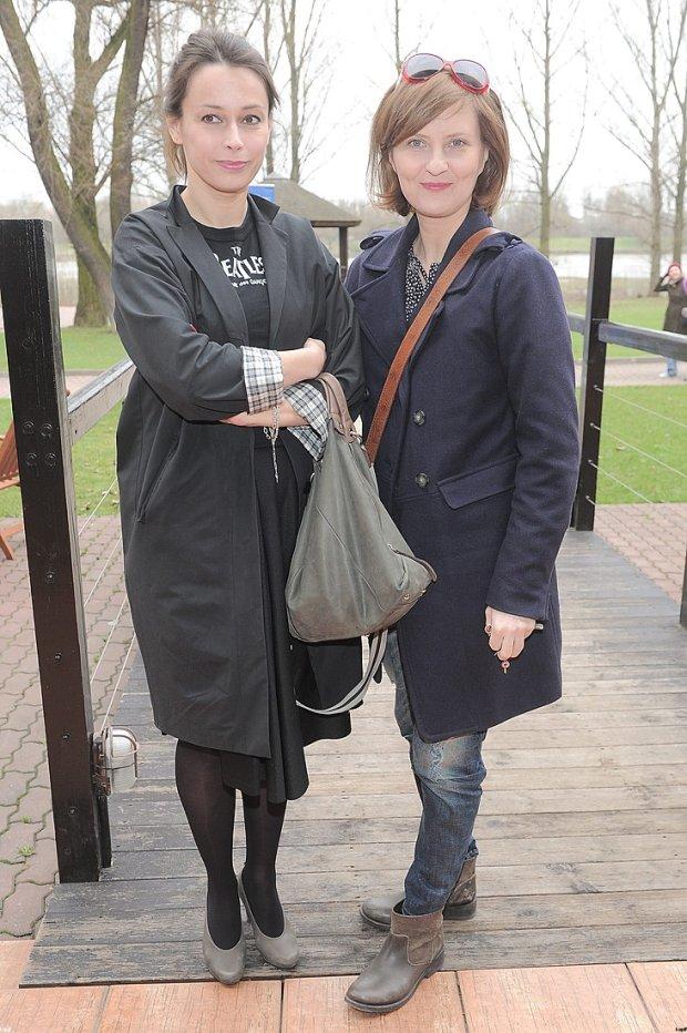 Iza Kuna i Renata Dancewicz