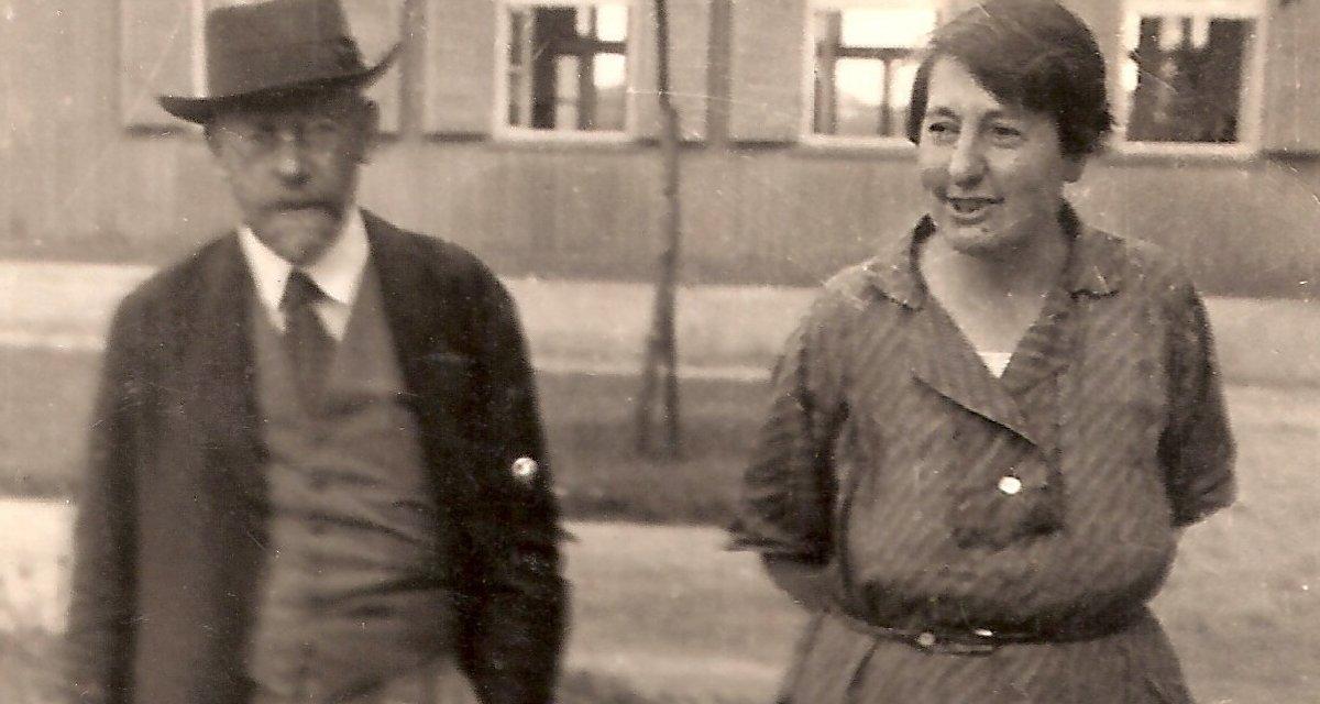 Stefania Wilczyńska i Janusz Korczak (fot. materiały prasowe)