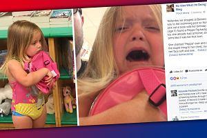 Co czuje rodzic, gdy dziecko dostaje ataku histerii w sklepie? Tata opisał to w bardzo przejmujący sposób