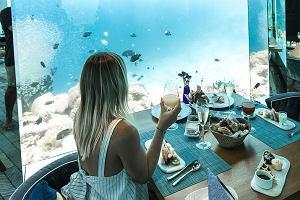 """80 willi, podwodne kolacje i... rządowe ostrzeżenie. """"Najbardziej instagramowy hotel świata"""" wybrany"""