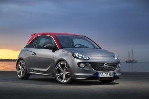 Salon Paryż 2014 | Opel Adam S | Poskromić masę