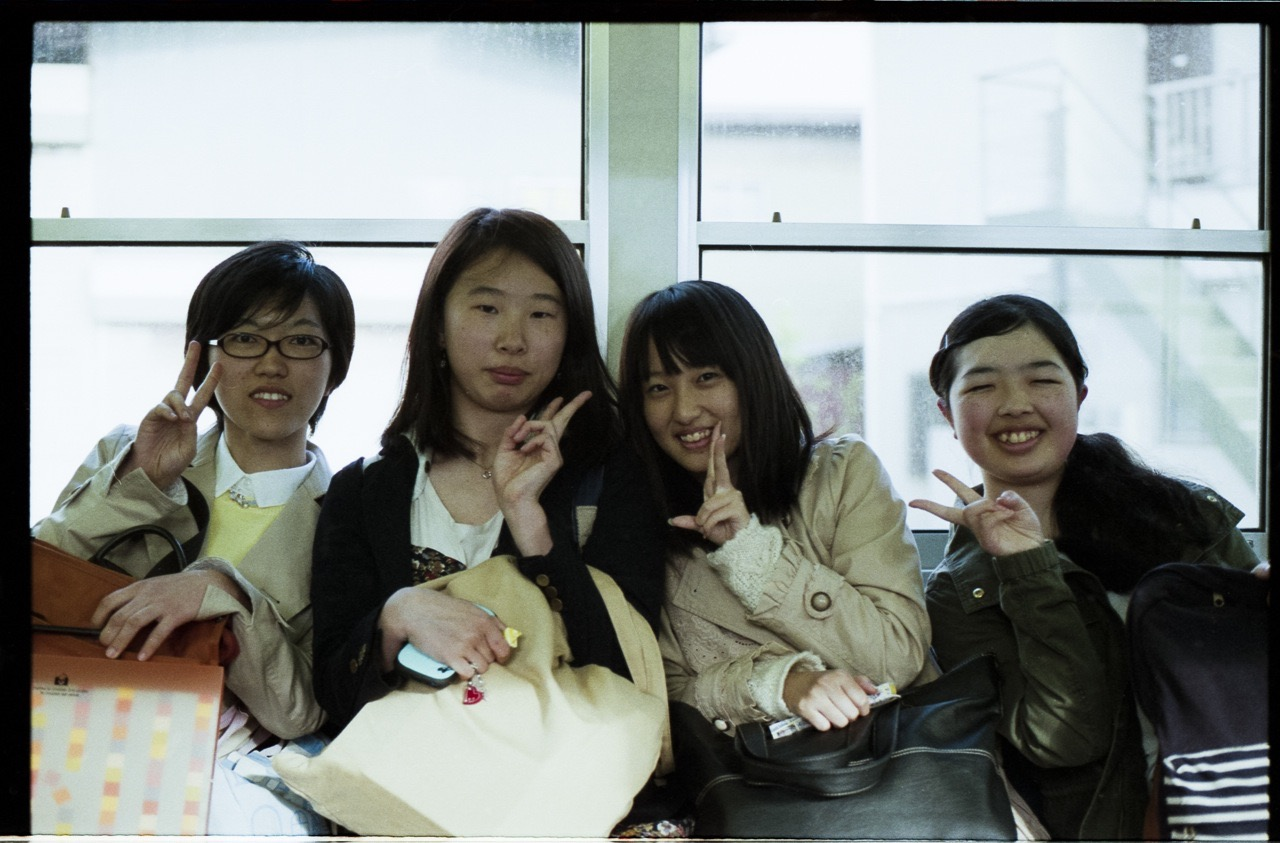 Studentki polonistyki w Japonii (fot: materiały Koi Studio)