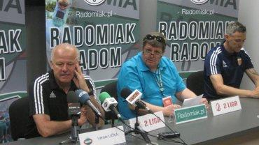 Konferencja prasowa - Radomiak