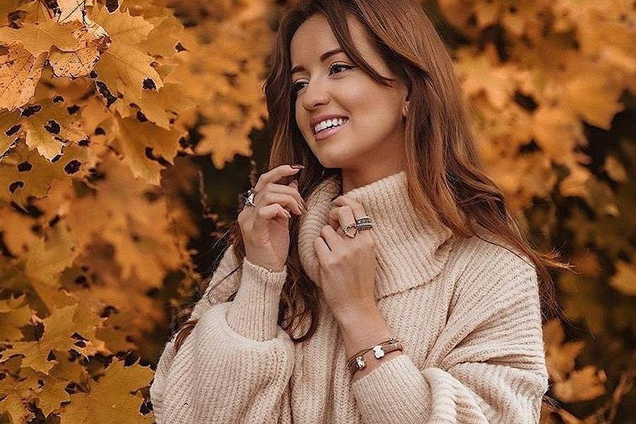 swetry na jesień