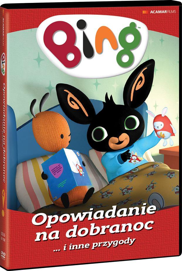Bing, część 4: Opowiadanie na dobranoc i inne przygody