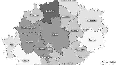 Wybory Parlamentarne 2015 Jak Glosowal Poznan I Gminy Powiatu