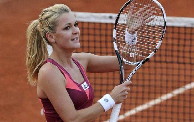 Agnieszka Radwańska.