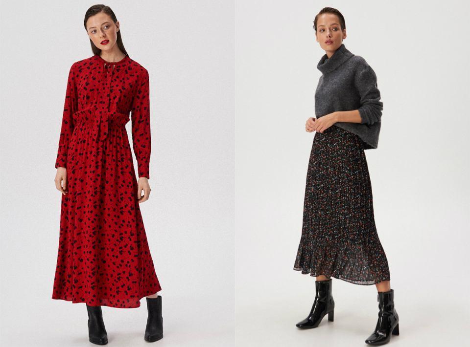 Wybieramy najlepsze sukienki i spódnice Sinsay
