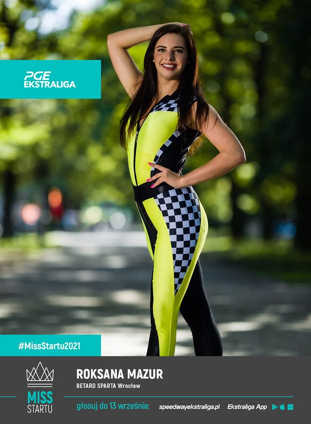 Zdjęcie numer 36 w galerii - Ruszyło głosowanie na Miss Startu PGE Ekstraligi 2021, o tytuł walczy pięć torunianek