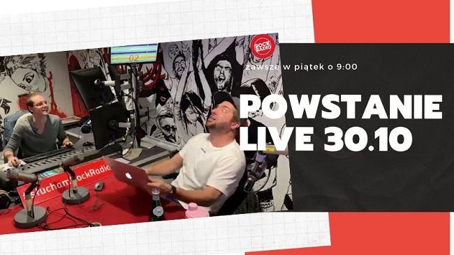 Powstanie Live - 30.10