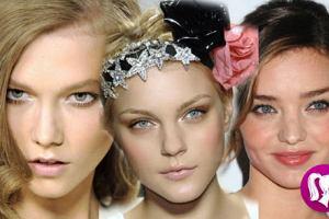 Miranda Kerr, Anja Rubik, Jessica Stam - poznaj ich sekrety na piękne włosy