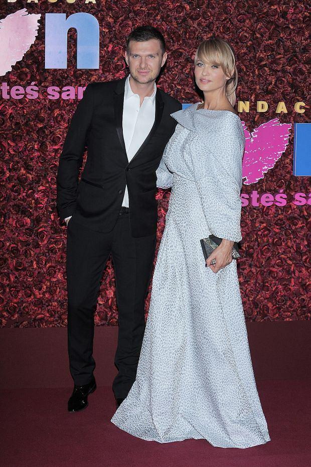 Maciej Zień i Aneta Kręglicka