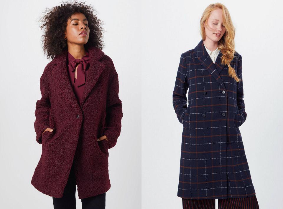 Modne płaszcze na zimę