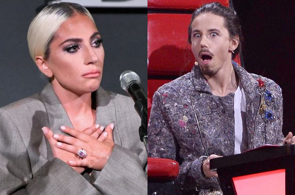 Michał Szpak, Lady Gaga