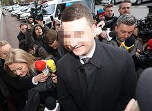 Bartłomiej M., były rzecznik MON, nie wyjdzie zza krat. Sąd przedłużył areszt