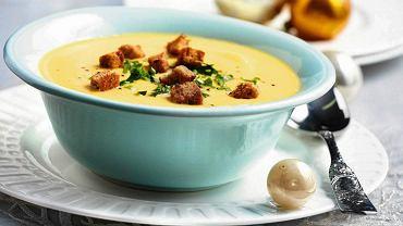 Przecierana zupa rybna