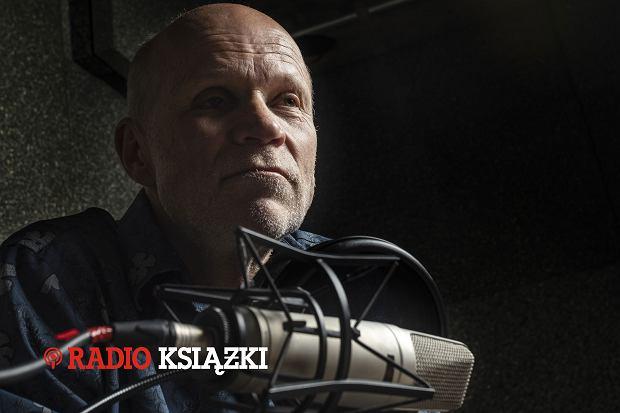 Jacek Hugo-Bader w Radiu Książki