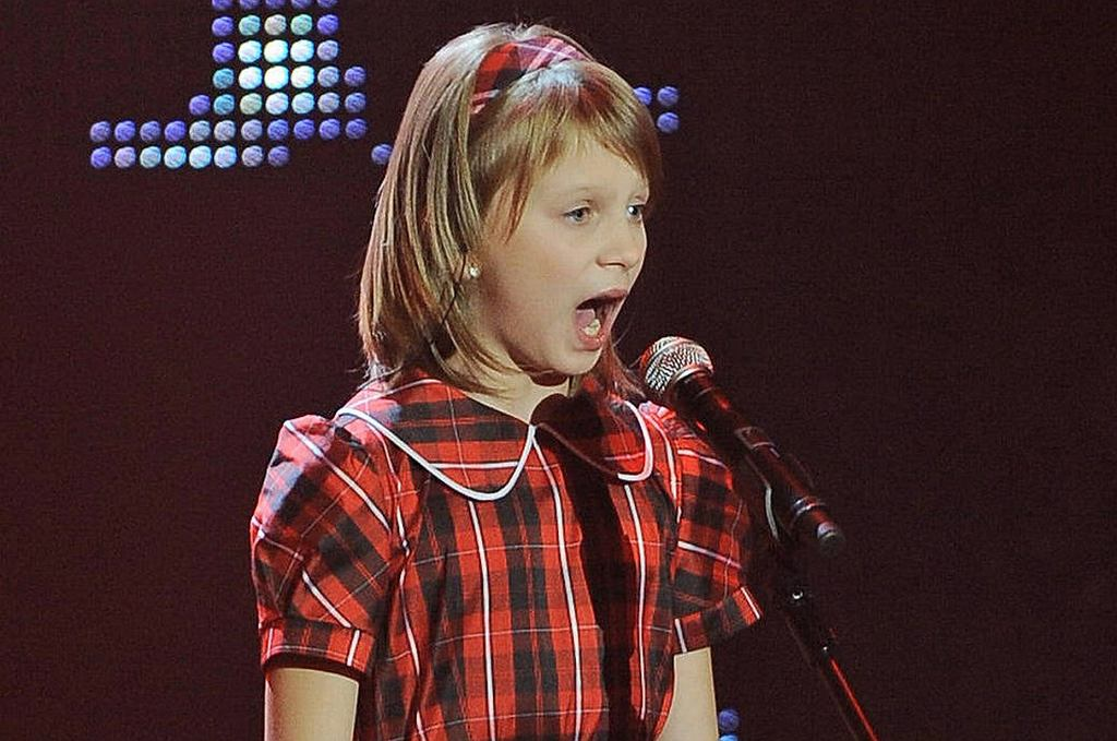 Klaudia Kulawik w 'Mam Talent'