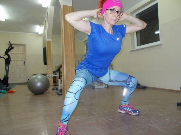 trening biegacza, ćwiczenia wzmacniające