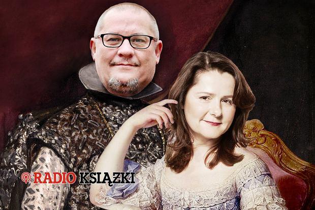 Beata Maciejewska i Mirosław Maciorowski. Fotomontaż