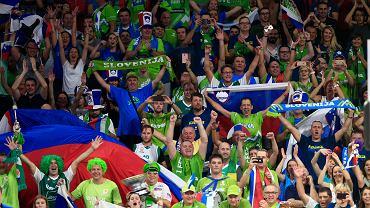 Koszykówka. Kibice fetują awans Słowenii do finału mistrzostw Europy