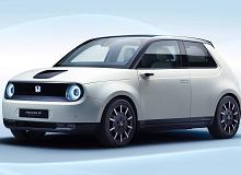 Elektryczna Honda e zadebiutuje w Genewie