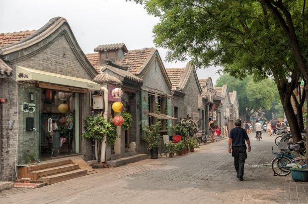 Hutong/ Fot. Shutterstock
