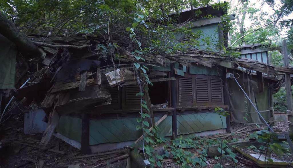 Opuszczony park Disneya niszczeje od 1999 roku.