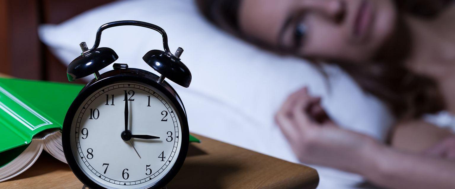 Bezsenność to coraz bardziej powszechny problem (fot. Shutterstock)