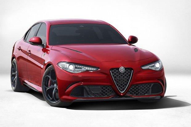 Alfa Romeo Giulia już oficjalnie