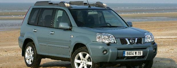 Nissan X-Trail (2000 - 2007) - opinie Moto.pl