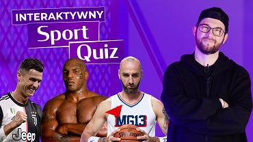 Inetaraktywny Quiz Sportowy