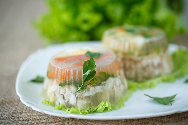 Galarety Przystawki Wszystko O Gotowaniu W Kuchni Ugotujto