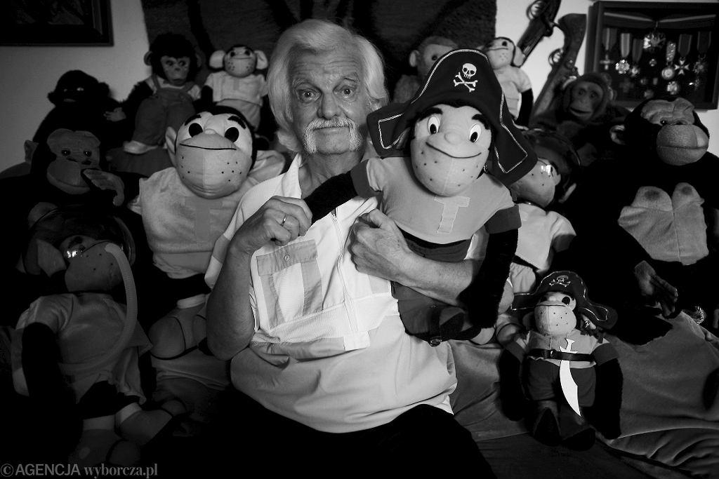Papcio Chmiel nie żyje. Henryk Chmielewski, rysownik, autor komiksu 'Tytus, Romek i A'Tomek' miał 97 lat