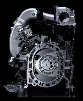 Mazda Renesis Wankel